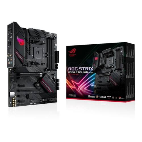 ASUS ROG STRIX B550-F GAMING (WI-FI) AMD B550 SocketAM4 ATX alaplap