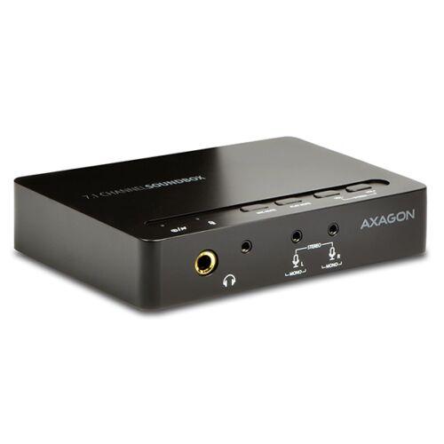 Axagon ADA-71 USB 7.1 audio adapter