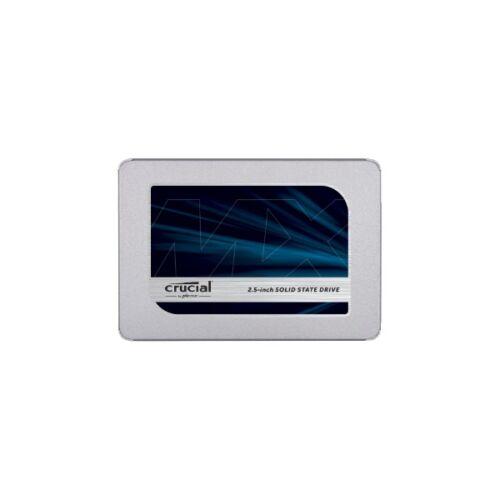"""Crucial 250GB SATA3 2,5"""" 7mm MX500 (CT250MX500SSD1) SSD"""