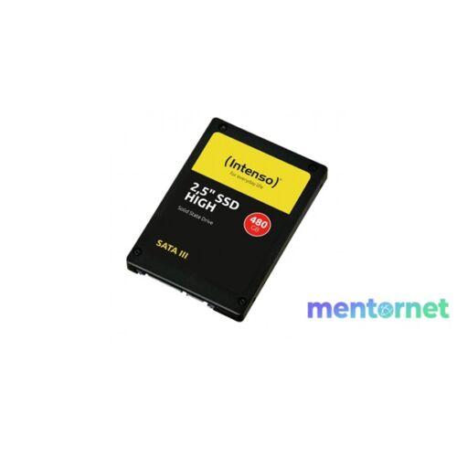 "Intenso 480GB SATA3 2,5"" HIGH (3813450) SSD"