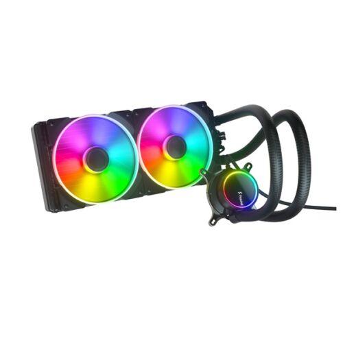 Fractal Design Celsius+ S28 Prisma vízhűtéses processzorhűtő
