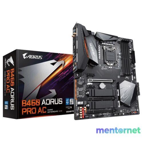 Gigabyte GA-B460 AORUS PRO AC Intel B460 LGA1200 ATX alaplap