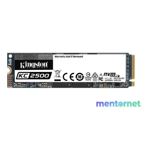 Kingston 250GB M.2 NVMe 2280 KC2500 (SKC2500M8/250G) SSD