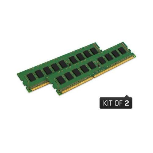 Kingston 8GB/1333MHz DDR-3 SR x8 (Kit! 2db 4GB) (KVR13N9S8K2/8) memória