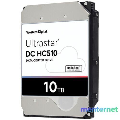 "Western Digital 3,5"" 10000GB belső SATAIII 7200RPM 256MB Ultrastar DC HC510 HUH721010ALE600  winchester"