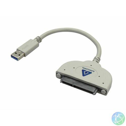 """2,5""""-os notebook HDD, SSD merevlemez másoló USB 3.0 KSA376 133-76"""