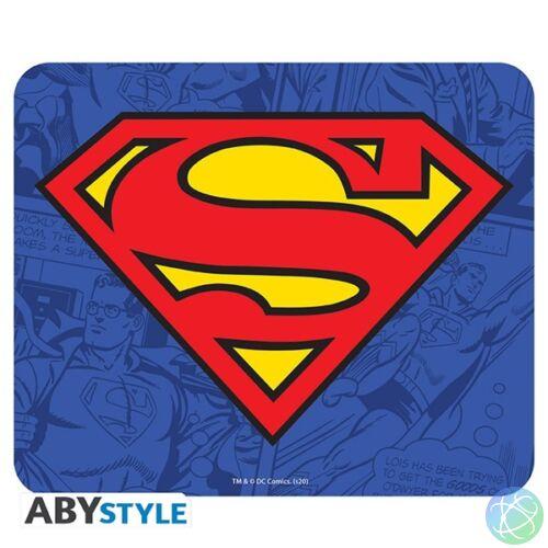 """DC Comics """"Superman Logo"""" szövet egérpad"""