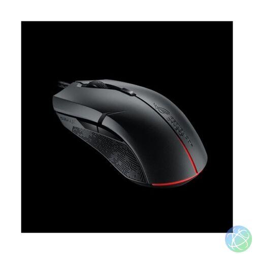 ASUS ROG Strix Evolve fekete gamer egér