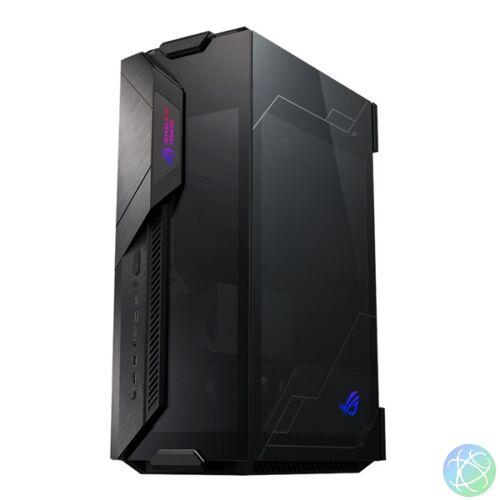 ASUS ROG Z11 Fekete ablakos (Táp nélküli)  mini-ITX ház