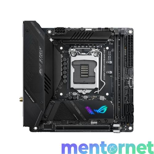 ASUS ROG STRIX Z590-I GAMING WIFI Intel Z590 LGA1200 mini-ITX alaplap
