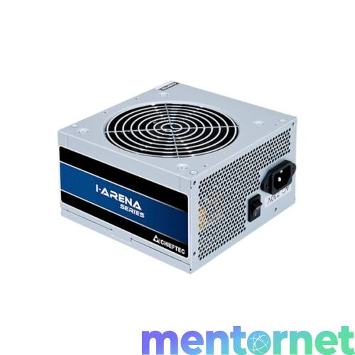 Chieftec-iARENA GPB-500S 85+ 500W PFC 12 cm ventilátorral  OEM tápegység