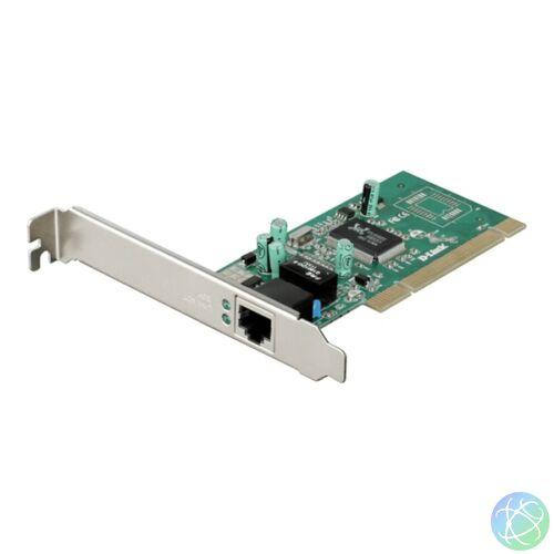 D-Link DGE-528T 1 portos Gigabit PCI kártya
