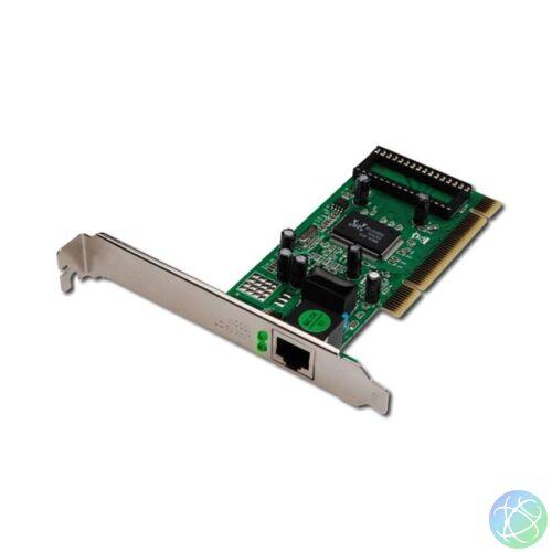 DIGITUS Gigabit vezetékes PCI ethernet adapter