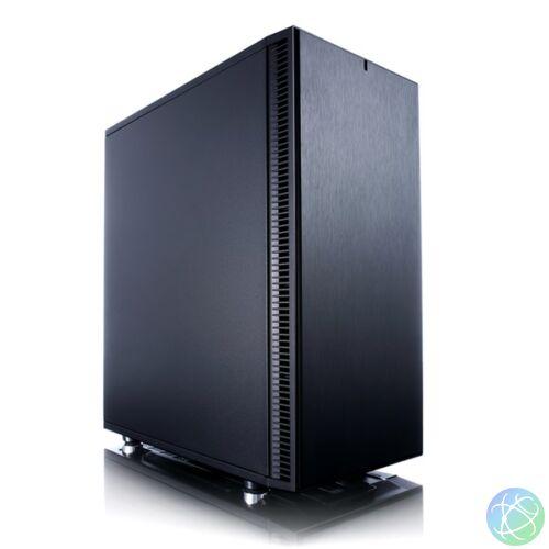 Fractal Design Define C Fekete (Táp nélküli) ATX ház