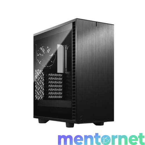 Fractal Design Define 7 Compact Fekete sötét ablakos (Táp nélküli) ATX ház