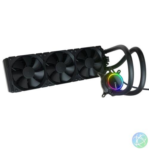 Fractal Design Celsius+ S36 Dynamic vízhűtéses processzorhűtő