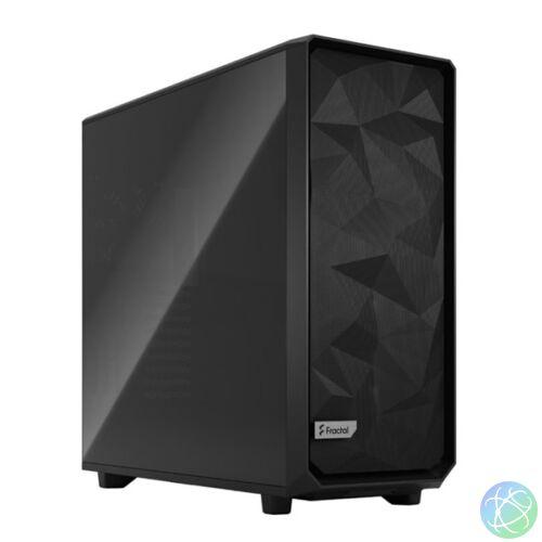 Fractal Design Meshify 2 XL Fekete sötét ablakos (Táp nélküli) E-ATX ház