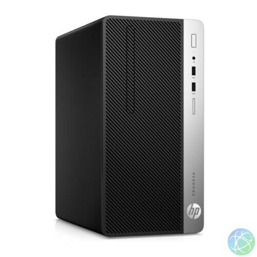 HP ProDesk 400 G5 MT Intel Core i3-8100/4GB/500GB/Win10 Pro asztali számítógép