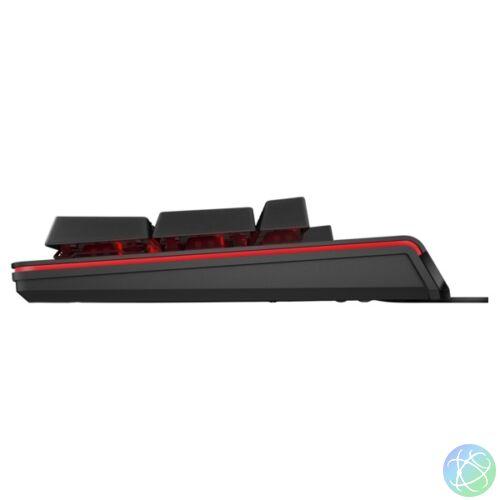 OMEN by HP Encoder Cherry MX Brown fekete gamer billentyűzet