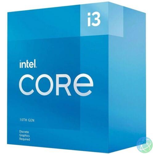 Intel Core i3 3,70GHz LGA1200 6MB (i3-10105) box processzor