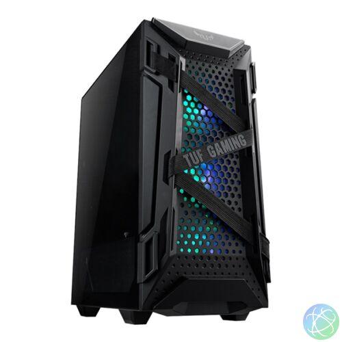 Iris Streamer Pro II. Blue Powered by Asus Gamer PC