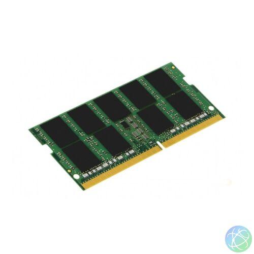 Kingston 16GB/2666MHz DDR-4 2Rx8 (KVR26S19D8/16) notebook memória