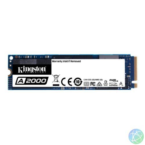Kingston 250GB M.2 NVMe 2280 A2000 (SA2000M8/250G) SSD