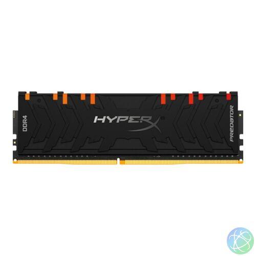 Kingston 32GB/3000MHz DDR-4 HyperX Predator RGB XMP (HX430C16PB3A/32) memória