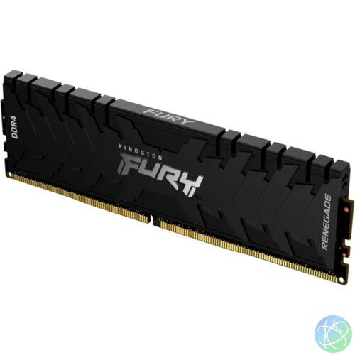 Kingston 8GB/3200MHz DDR-4 FURY Renegade Black (KF432C16RB/8) memória