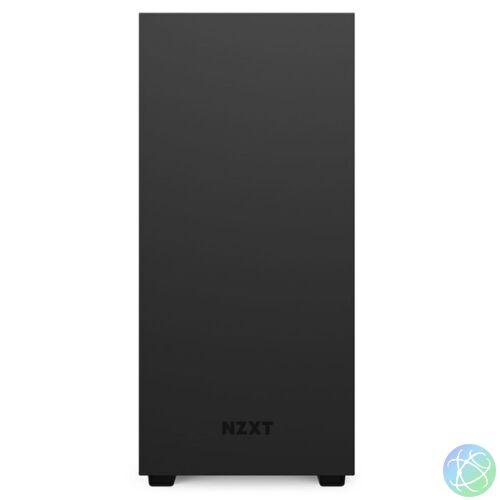 NZXT H710 Fekete (Táp nélküli) ablakos ATX ház