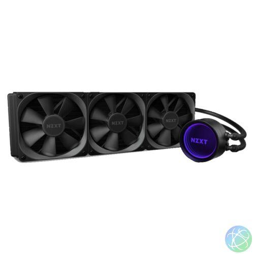 NZXT Kraken X73 360mm  AIO RGB Liquid Cooler hűtő
