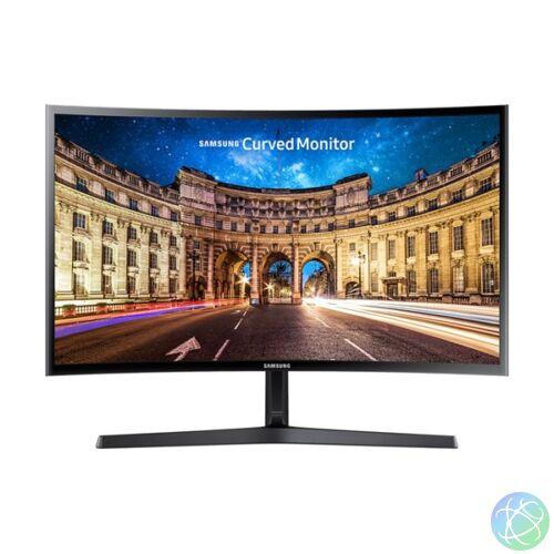 """Samsung 27"""" C27F398FWR LED HDMI ívelt kijelzős monitor"""