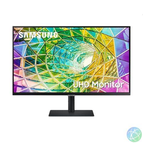 "Samsung 32"" S32A800NMU LED 4K HDMI Display port fekete HDR10 monitor"