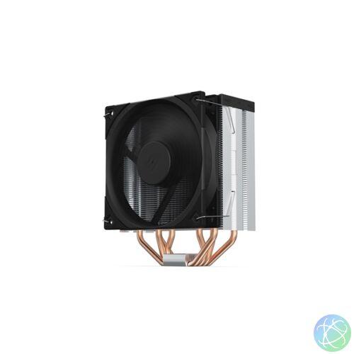 SilentiumPC Fera 5 120mm Fekete processzor hűtő