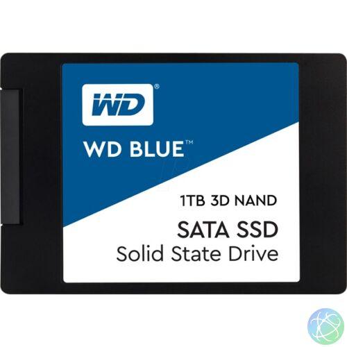 """Western Digital 1000GB SATA3 2,5"""" 3D Blue 7mm (WDS100T2B0A) SSD"""