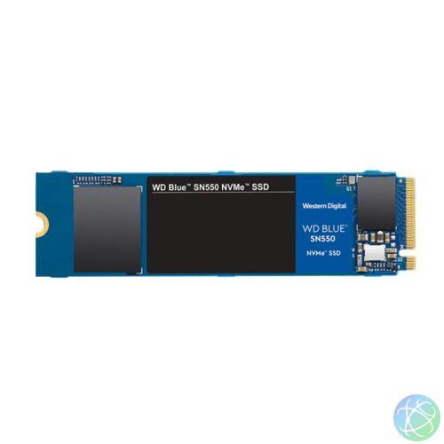 Western Digital 250GB M.2 2280 SN550 NVMe Blue (WDS250G2B0C) SSD
