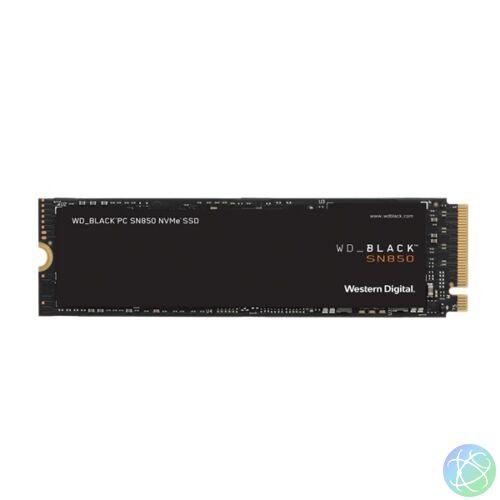Western Digital 500GB M.2 2280 SN850 NVMe Black (WDS500G1X0E) SSD